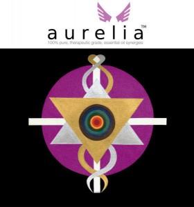 Logo aurelia - Ätherische Öle für Aromatherapie