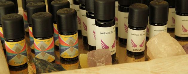 Aromaöle für Massagen, die Leib und Seele entspannen