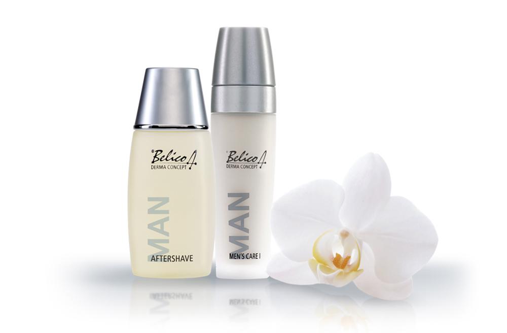 Belico Produktlinie für den Mann