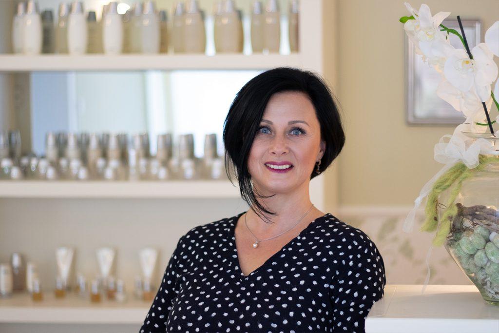 Izabella Rodewald - Inhaberin Treffpunkt Schönheit